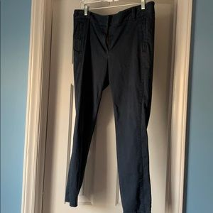 NWOT Loft Ankle pants